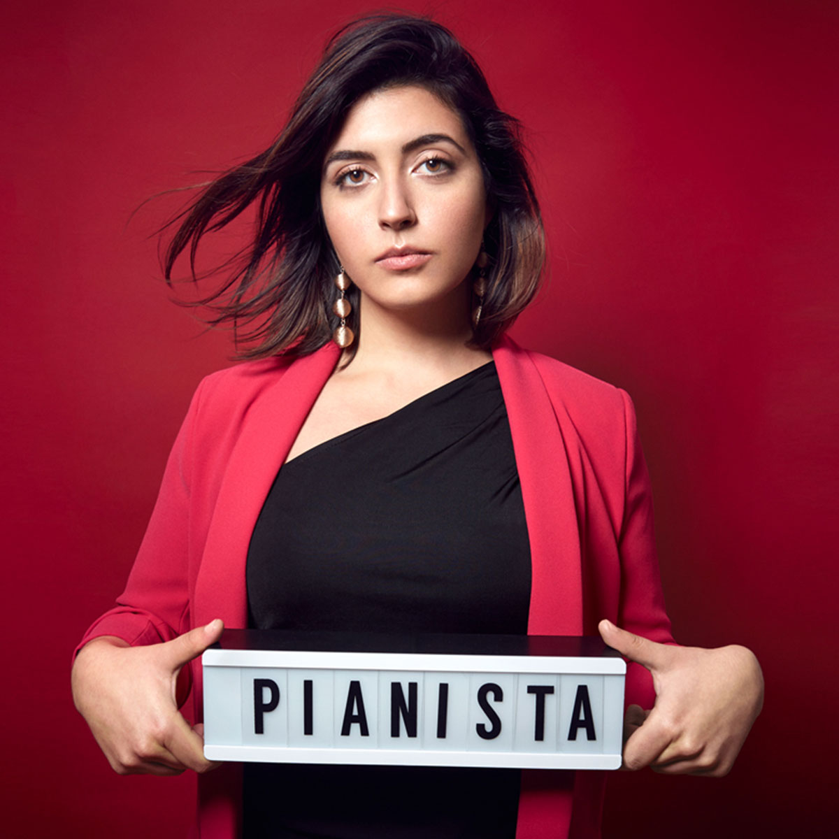 Sophie Pacini - Pianistin als BR-Klassik Vertretung