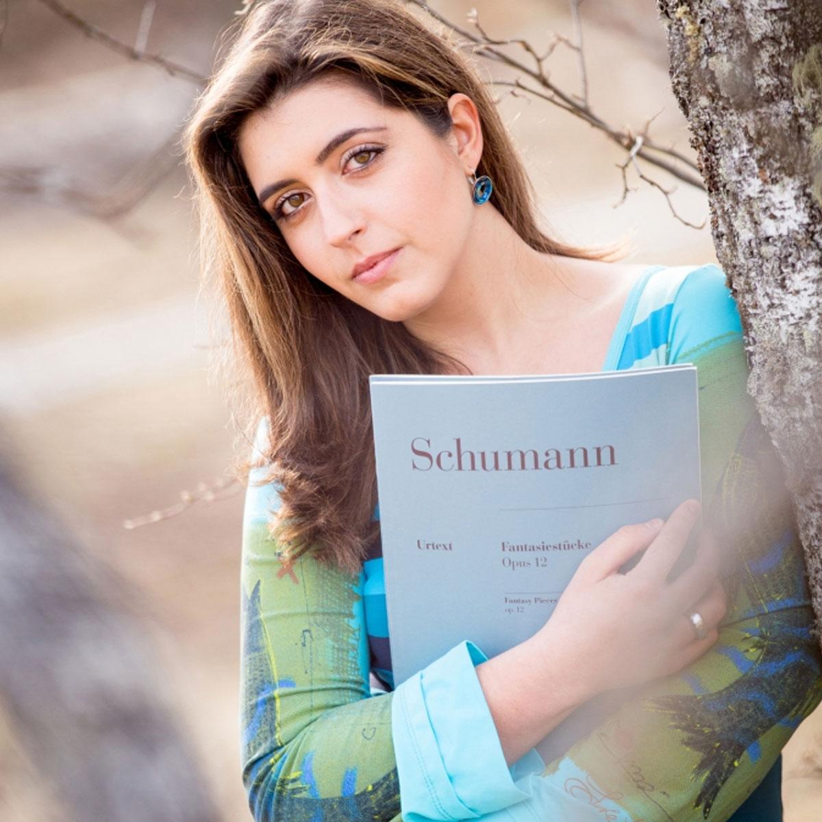 BR Klassik - 5 Briefe an Klara Schumann