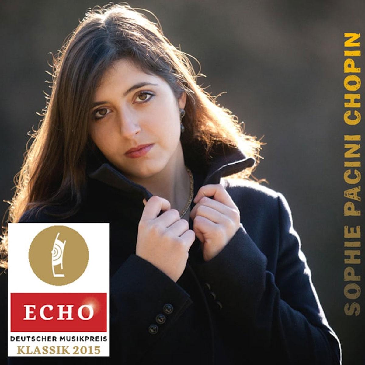 Albumcover Chopin