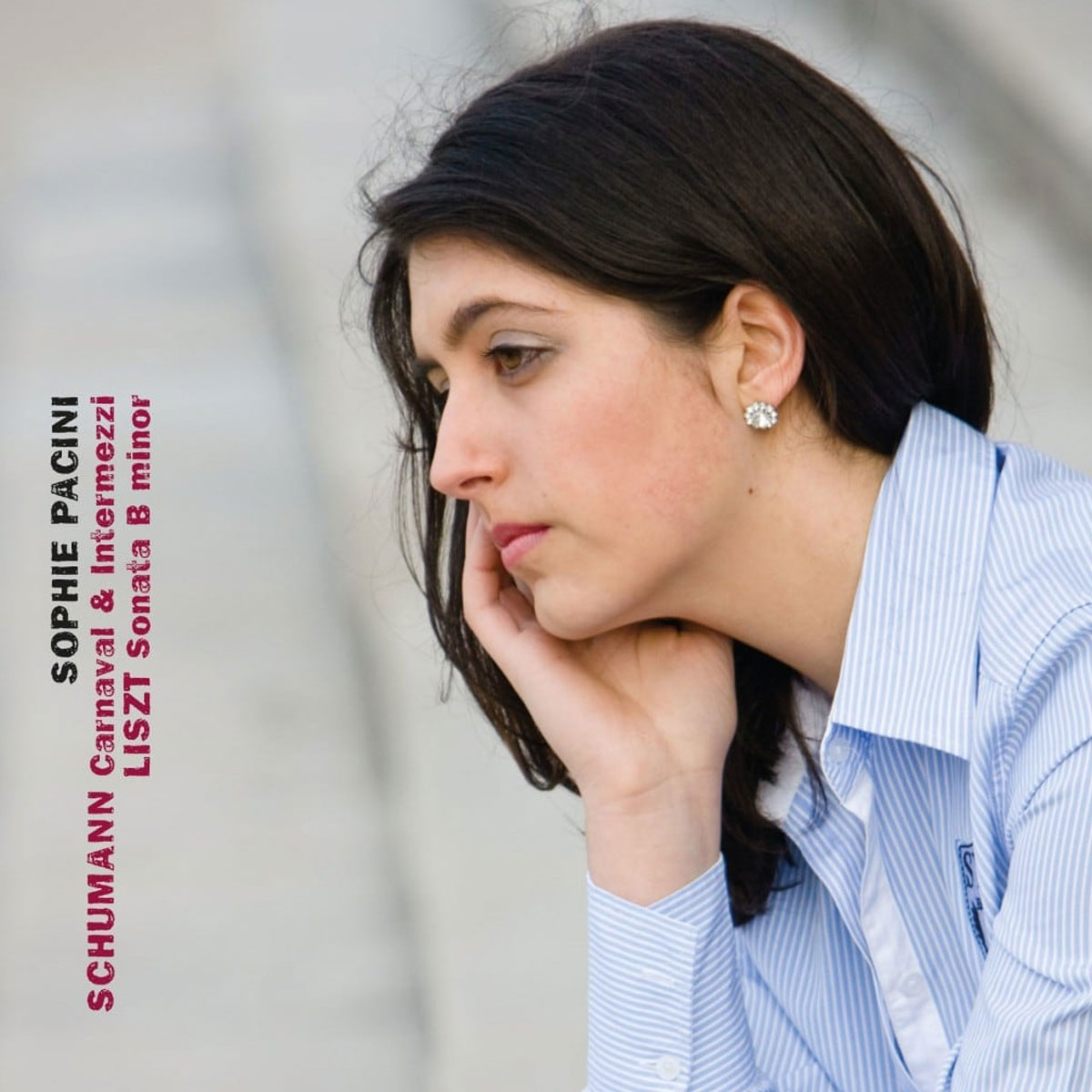 Albumcover Schumann Liszt