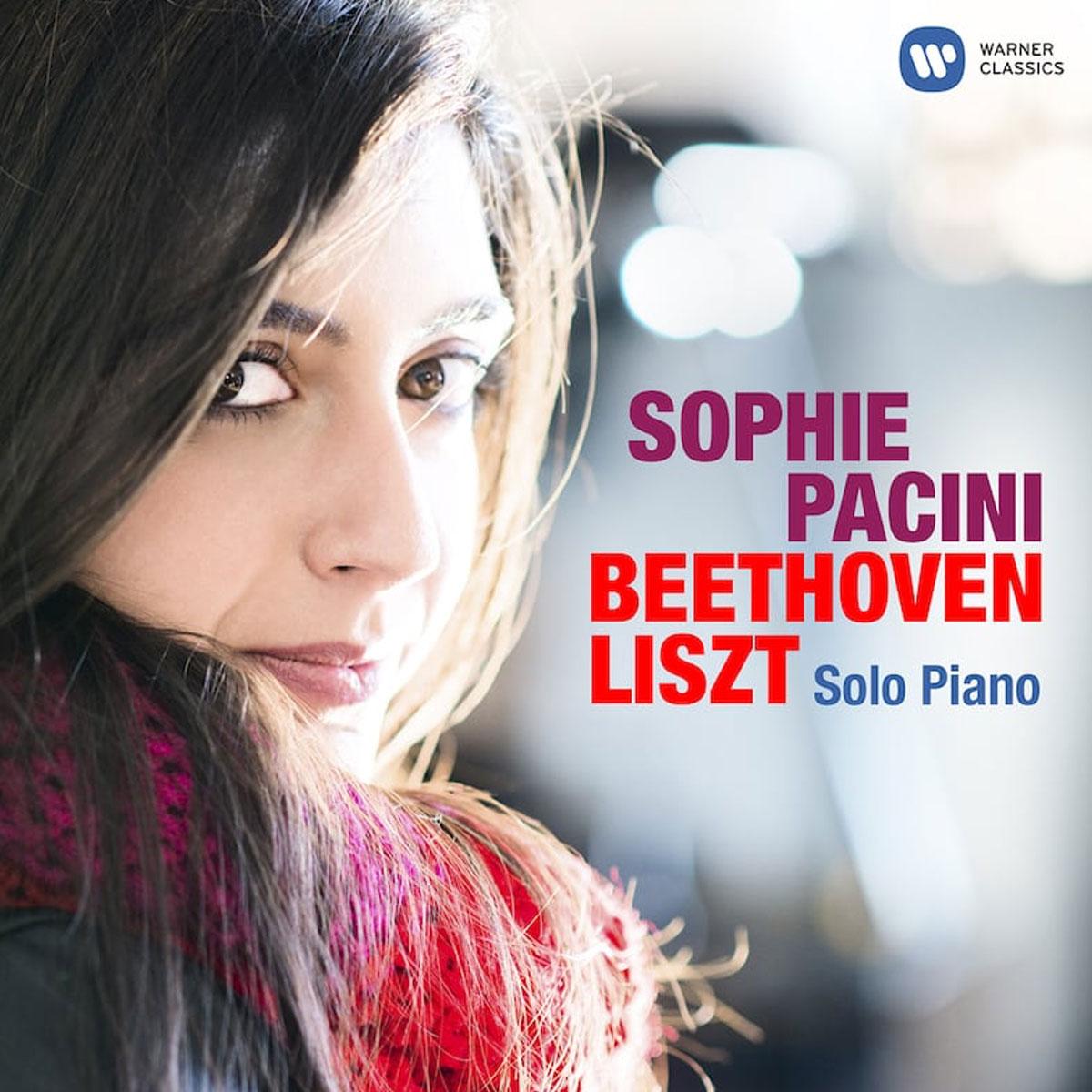Albumcover Solo Piano