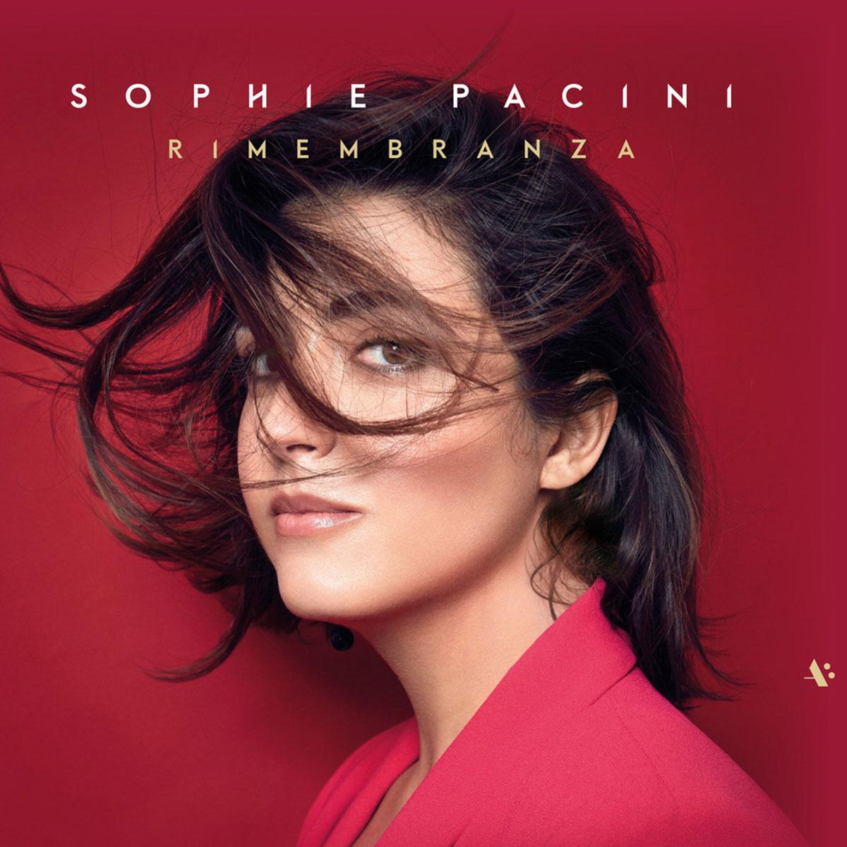Sophie Pacini Album-Cover Rimembranza